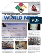 IMCOM World News, 20 Jan., 2011