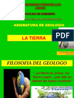 GEOLOGIA CLASE II-LA TIERRA - copia