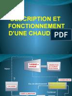 5- DESCRIPTION ET FONCTIONNEMENT D'UNE CHAUDIERE