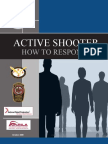 Active Shooter - How to Respond (handout)