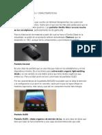 TIPOS DE PANTALLAS Y CARACTERÍSTICAS