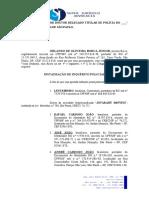 Orlando x Javorau Imobiliária - Requerimento de Inquérito estelionato - venda de imóveis.doc