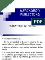 ESTRATEGIA DEL PRECIO