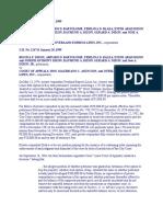 1. Dizon v. CA 302 SCRA 288 (1999)