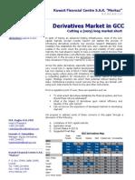 Derivatives in GCC