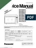 nnsd697s  Panasonic Service Manual