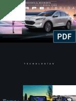 Ficha Técnica Ford Escape Hibrida
