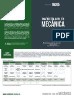 Ingeniería Civil en MECÁNICA