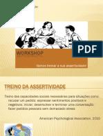 Workshop - assertividade