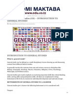 Form 5 GS  INTRODUCTION TO GENERAL STUDIES.pdf