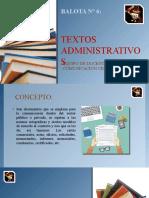 TEXTOS ADMINISTRATIVOS DIAPOSITIVAS FINALES.pptx