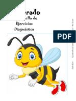 4to Grado - Cuadernillo de Ejercicios (Diagnóstico)