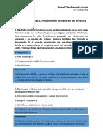 Mercedes-Ransell-Fundamentos Integración del Proyecto