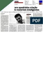 Critical Materials - Jornal de Negócios - 2008-03-27