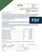 PD-PG-001-11 FT Desengrasante ORION