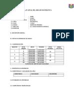 PROGRAMACION CURRICULAR DE MATEMATICA