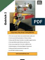 Ostrich 2000 Brochure