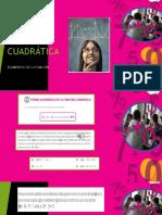 FUNCIÓN CUADRÁTICA PRESENTACION FUNCION CUADRATICA.pdf