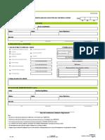 FI-ADML-007-Formulario de Solicitud de Certificaciones, Rev. C