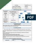 Formato Gerente Administrativo y de recursos Humanos