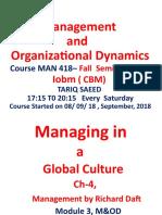 CH-4 M&OD Managing in Global CULTURE.ppts