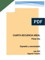 4° Secuencia -1° Año IPICB Chañar