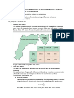 COMPARACIÓN DE PARÁMETROS GEOMORFOLÓGICOS (1)