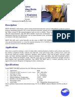 TDS Resin SHCP268-1