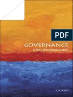 Governance_ A Very Short Introduction (Very Short Introductions)