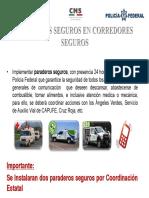 PARADEROS SEGUROS REG OCCIDENTE-AUTOTRANSPORTE
