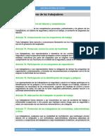 MATERIAL DE APOYO 2 Derechos y deberes de los trabajadores