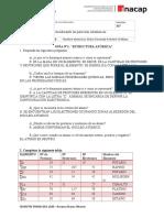 Guía N° 1 Estructura Atómica
