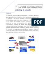 SAP WHM - CONCEPTOS PRINCIPALES reportes