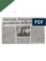 Sarconi Tempone eletta Presidente della Pro Loco