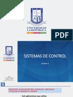 MODULO 3 SISTEMAS DE CONTROL