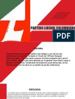 PARTIDO LIBERAL EXPOSICION