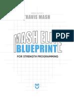 Travis Mash - Mash Blueprint