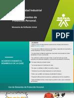 1. USO ADECUADO DE LOS EPPS - ELEMENTOS DE PROTECCION PERSONAL