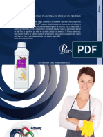 Pursue desinfectante