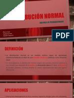 Distribución normal (1)