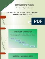 UNIDAD II Y III EVOLUCION DEL ESPAÑOL.pptx