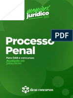 Processo Penal - PDF