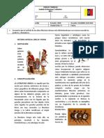 1 Corte Ciclo Vi Guia de Trabajo 1 Grecia y Roma