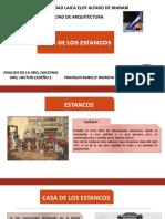 248864838-Casa-de-Los-Estancos.pptx
