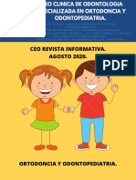 Ceo Revista Agosto 2020 Gingivitis en Niños (2)