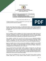 13. FALLO TUTELA 2020-161 (16830)  - JUAN CARLOS ALVAREZ M.