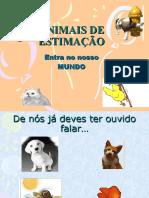 ANIMAIS- 1 apresentaçãop TIC