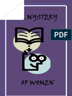 MYSTERY OF THE WOMAN