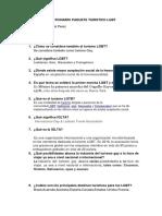 ..-.CUESTIONARIO PAQUETE TURISTICO LGBT