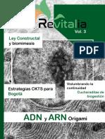 Revista Revitalia 3 Edición